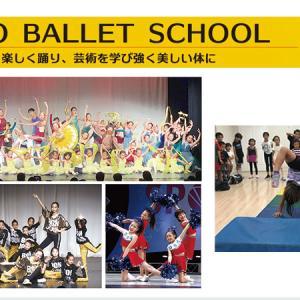 AKO BALLET SCHOOL 楽しく踊り、芸術を学び強く美しい体に