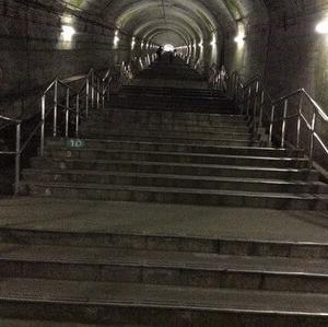 インスタ映えしない モグラ駅【土合駅】は、意外と楽しめます♪