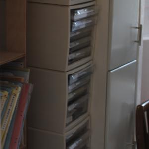 事務所の本棚♪