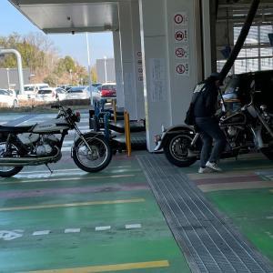 マッハフルレストア 松ちゃん号 車検してきました(^ー^)