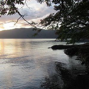 10月 十和田湖にヒメマス釣り