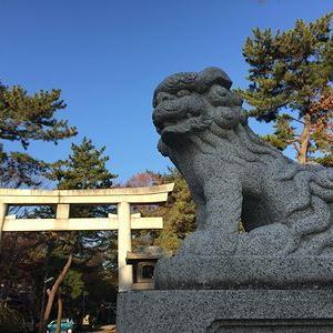 八橋の山王さん 日吉八幡神社