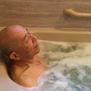 お風呂へ行きたいけど・・・・・