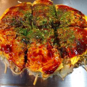 荻窪で食べる広島焼きは広島で食べるのと同じクオリティだった