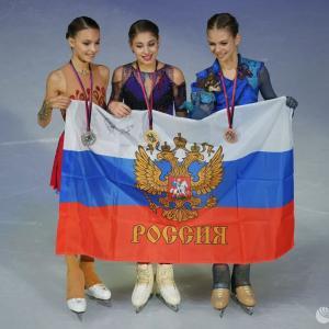 ラジオノワ:コストルナヤ、トゥルソワ、そしてシェルバコワは現実離れした戦いを見せた