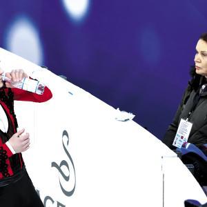 新コーチへのジャンプ。スケーターのミハイル・コリャダはアレクセイ・ミーシンのもとへ移った