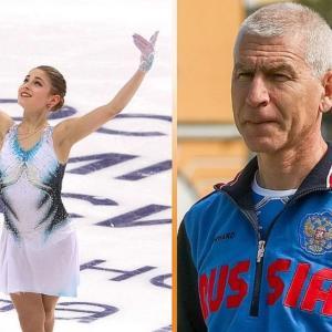 スポーツ大臣、アリョーナ・コストルナヤのエフゲニープルシェンコへの移籍について