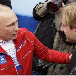 プルシェンコインタビュー:私はいつもプーチンを支持する