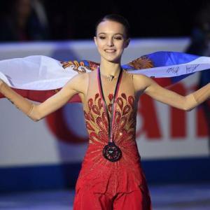 シェルバコワはメドベージェワのトゥトベリーゼへの移籍についてコメントした