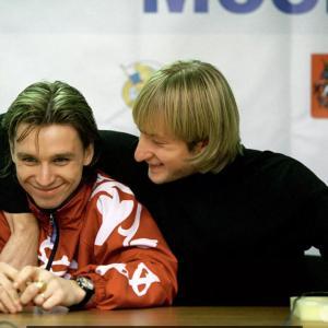 ラファのインタビューより、ロシア選手のこと、ソルトレイクのこと