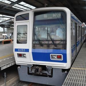 6/1 撮影日記 飯能駅で西武線撮影