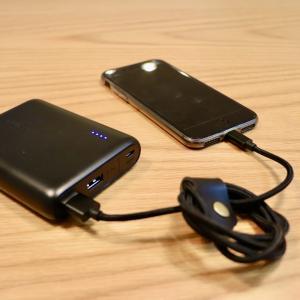 【Anker】夫婦キャンプで最適なモバイルバッテリーはコレ!