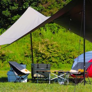 朝霧ジャンボリーオートキャンプ場で久しぶりの夫婦キャンプを満喫!