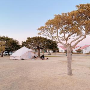 ゆるキャンの聖地!竜洋海洋公園オートキャンプ場へ行ってみた!