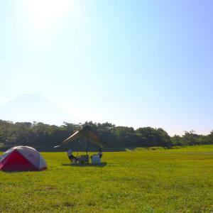 キャンプでの日焼け対策は必須!!日焼けは肌老化のはじまりです。