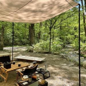 【ひるがの高原キャンプ場】自然の中でも清潔感のある高規格キャンプ場!