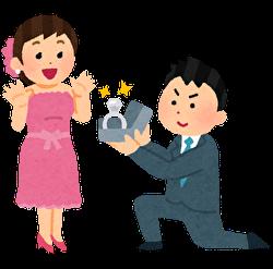 後編/プロポーズ時に婚約指輪パカッは必要か?必要でないか?(女性目線で書いてみる)