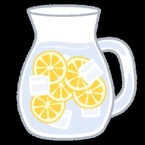 懐かしの蜂蜜レモンを自作