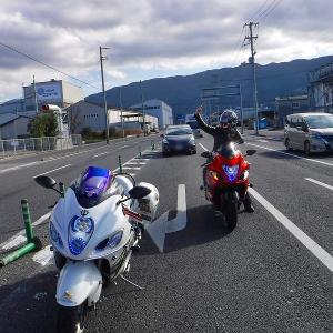 走り初めツーリング 2020♪⌒ヽ(*゚ω゚)ノ
