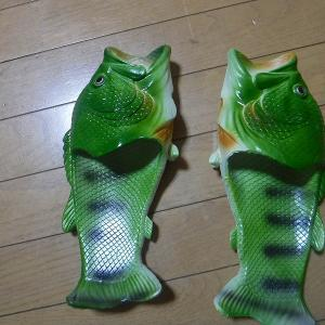 お魚スリッパ♪⌒ヽ(*゚ω゚)ノ
