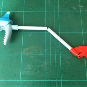 壊れたおもちゃをプラリシートで修理する!