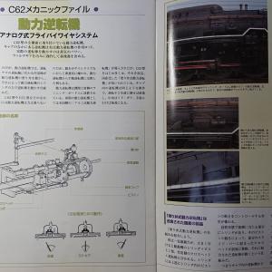 デァゴスティーニC622 逆転機を仕上げる
