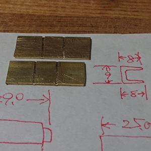 DeAGOSTINI ケンメリGT-R 【37号】リアドライブシャフトを作る⑤