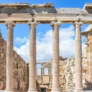 メモリアルロマン飛行30~ギリギリギリシャ編~ 【付録】ギリシャのベストシーズンは?服装や気候も徹底解説!