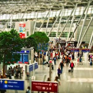 メモリアルロマン飛行~福岡空港5時間祭り編~ 【付録】空港の過ごし方