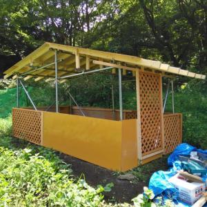 鶏小屋を作ろう⑥【外壁編】