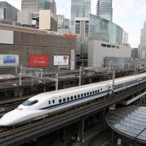 700系新幹線引退秒読み