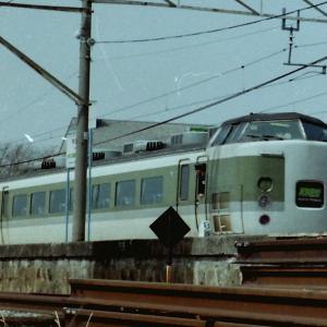 吾妻線中之条駅で草津嬬恋号を