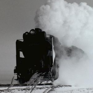 昭和48年蒸気機関車D51343 ギースル煙突沼ノ端で撮影