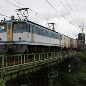 EF652127牽引貨物他(今頃)