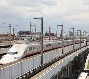 鉄道博物館と大宮駅でMAXとき、たにがわを撮影