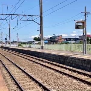 TRAIN SUITE 四季島   奥羽本線川部駅・通過