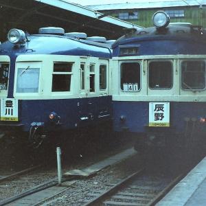 懐かしの車両~飯田線豊川駅で撮影して車両