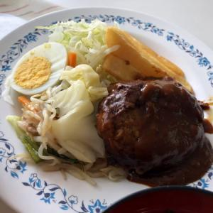 B定食/気象庁食堂(東京都千代田区) ~明日天気にな~れ!!の旅 3/3~