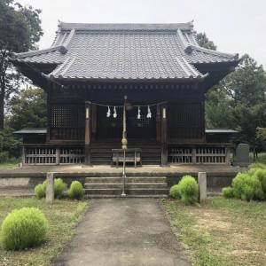 大我井神社(埼玉県熊谷市) ~埼玉で日光気分な旅 2/4~