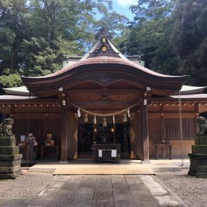 久伊豆神社(埼玉県さいたま市) ~早朝参拝~