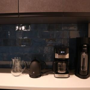 『WEB内覧会』約3.5m幅のカップボード