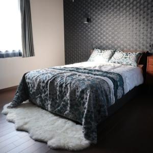 『WEB内覧会』色にこだわった寝室