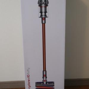 dyson cyclone V10 fluffy を購入したけど…