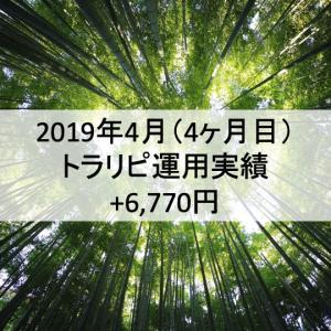 【月次報告】2019年8月の利益は5,355円でした!