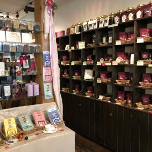 お店でもお家でも、美味しい紅茶を楽しみましょう☆