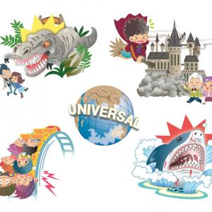 【大阪最強の観光スポットUSJ!】外国人観光客多数!これがユニバーサル・スタジオ・ジャパンだ!出るわ出るわの良いとこ悪いとことあるあるネタ満載★