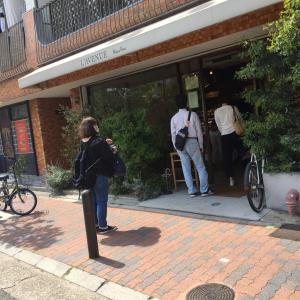 食べログ神戸NO1のケーキ屋「ラヴニュー」を頂く!