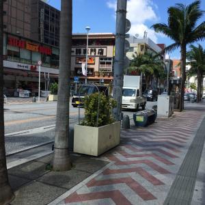 真夏の沖縄滞在記 その1