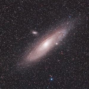 アンドロメダ大星雲<M31>