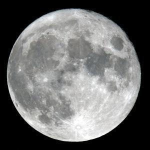 天気予報大外れ!昨夜は中秋の名月でした ☆彡